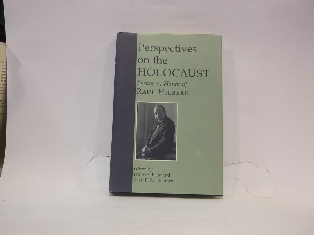 Business Communication Essay Perspectives On The Holocaust Essays In Honor Of Raul Hilberg  Pacy  James S  Wertheimer Alan P Eds Essay Paper Writing Services also Buy Essay Papers Perspectives On The Holocaust Essays In Honor Of Raul Hilberg  Reflective Essay Thesis Statement Examples